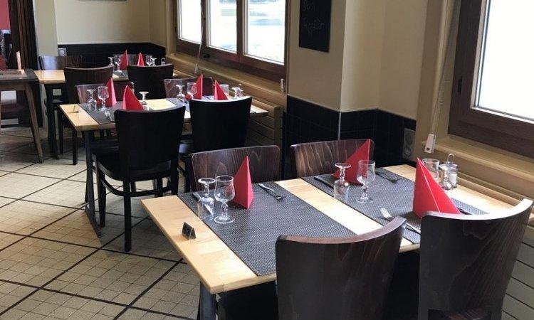 Salle de restaurantde votre hôtel-restaurant Villers-le-Lac