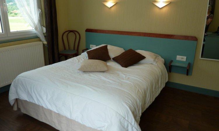 Les chambresde votre hôtel-restaurant Villers-le-Lac